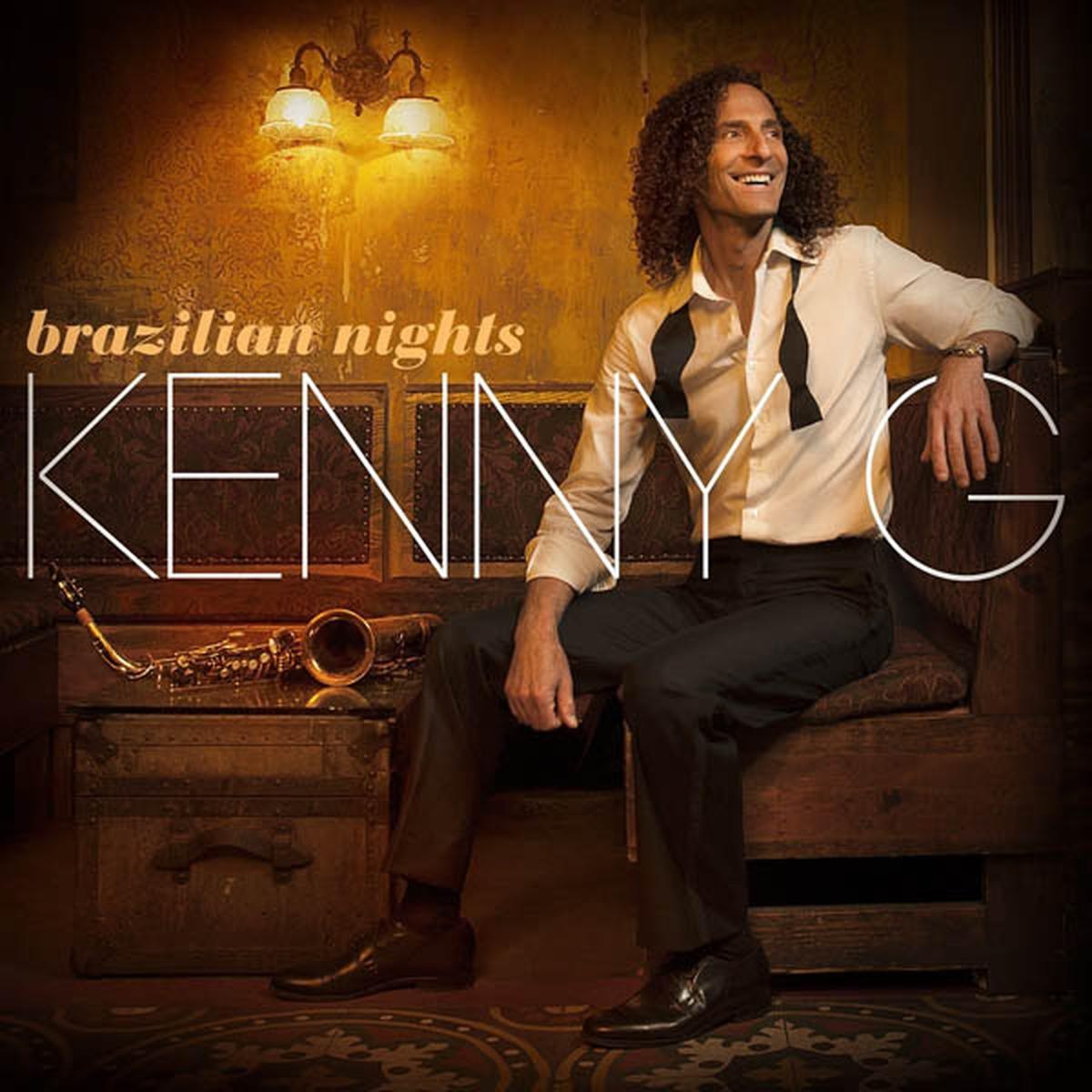 Brazilian Nights: Khi Kenny G đắm say với bossa nova
