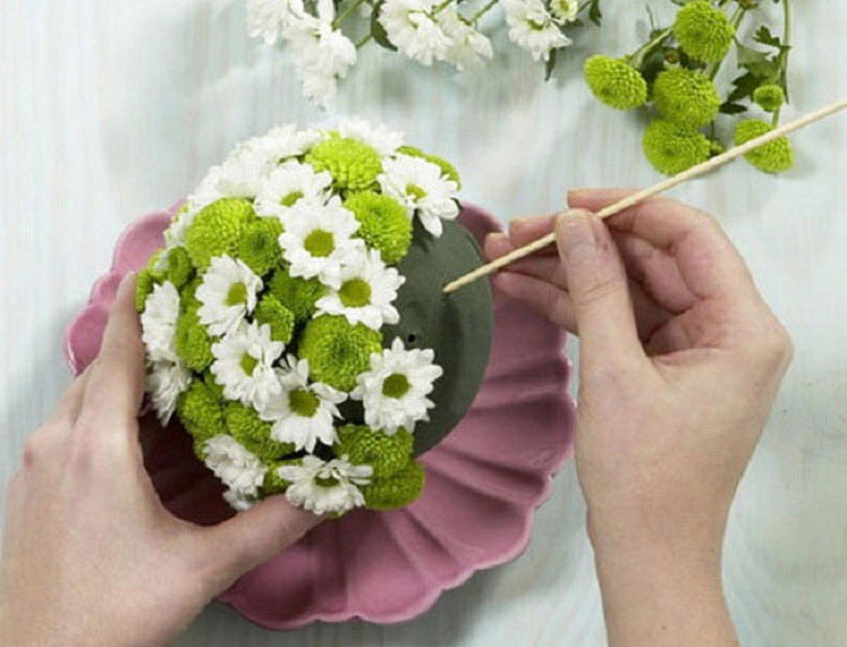 Mẹo giữ hoa tươi suốt những ngày Tết