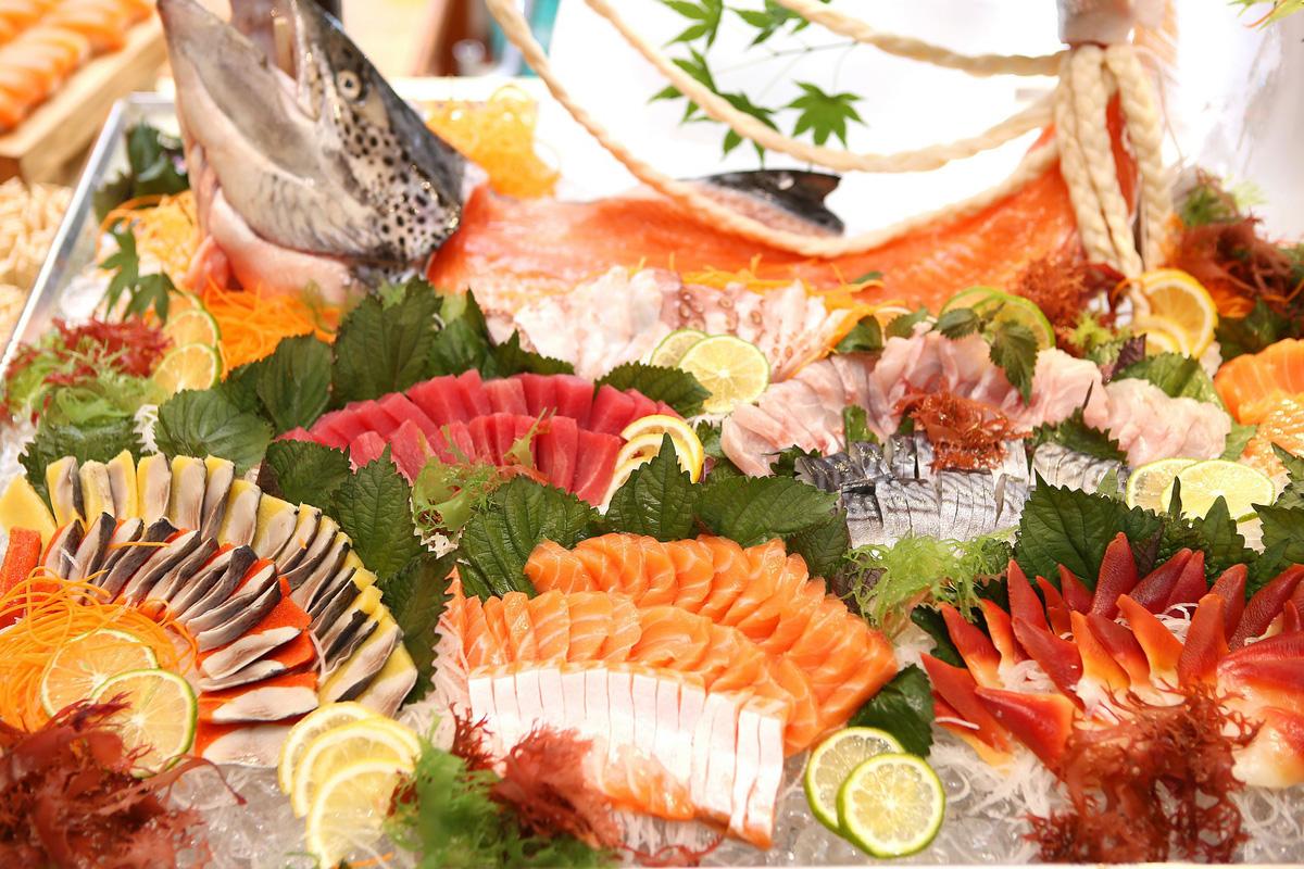 Ưu đãi ẩm thực lớn tại khách sạn Nikko Hà Nội