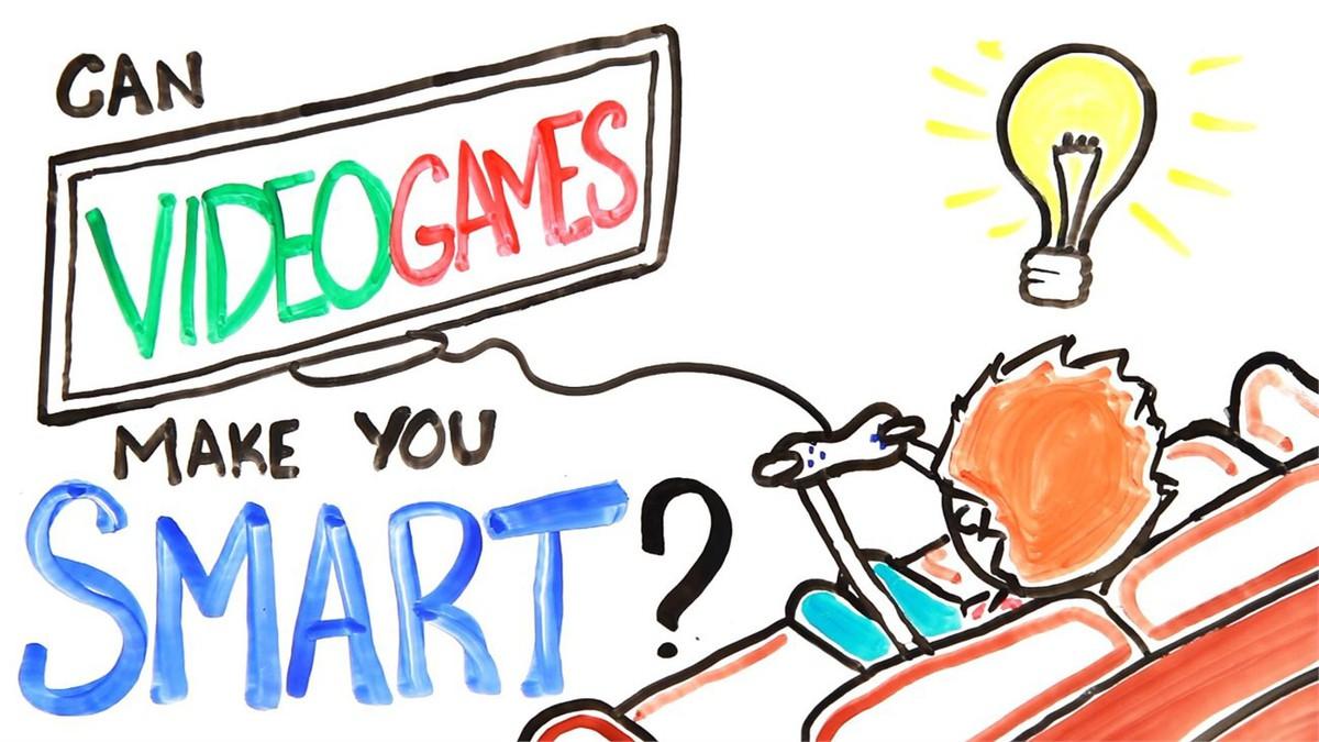 Chơi game có thể làm tăng chất xám não