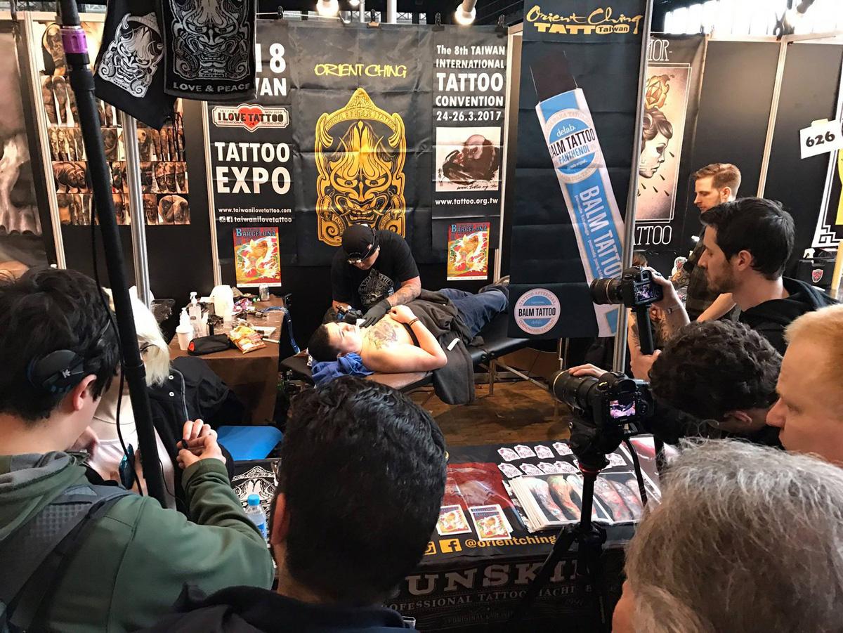 Vietnam Tattoo Expo 2018: Triển lãm hình xăm lớn nhất Việt Nam