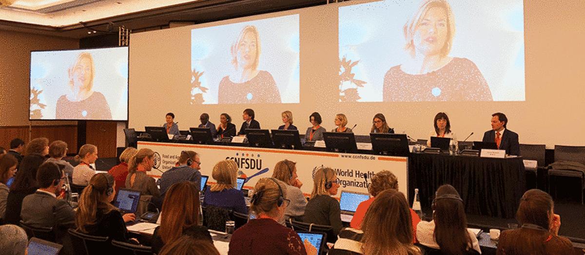 Bế mạc Hội nghị Ban kỹ thuật Codex quốc tế về Dinh dưỡng và thực phẩm