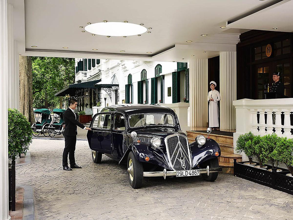 Cận cảnh khách sạn Sofitel Legend Metropole Hà Nội trước giờ G