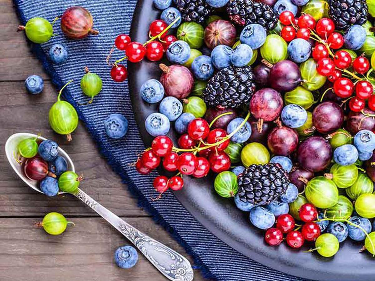 Những loại quả mọng tốt nhất cho sức khỏe