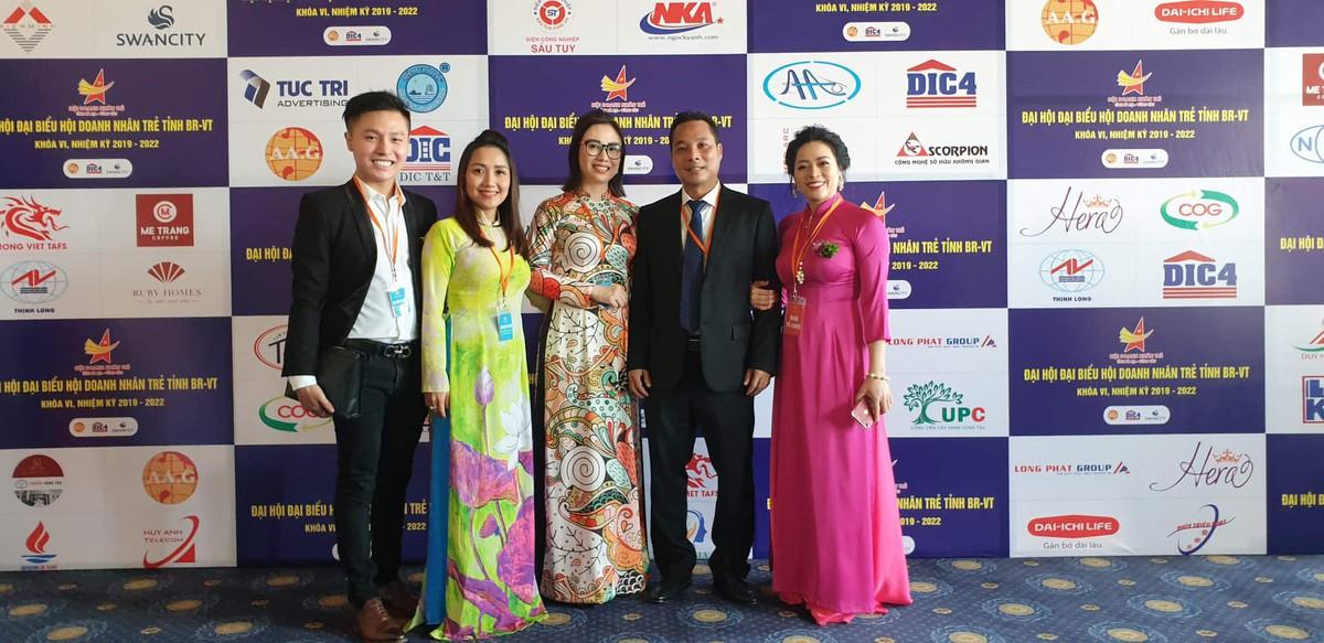 Nhà tạo mẫu tóc John Phan vinh dự được mời tham gia Đại hội Doanh nhân trẻ Bà Rịa - Vũng Tàu