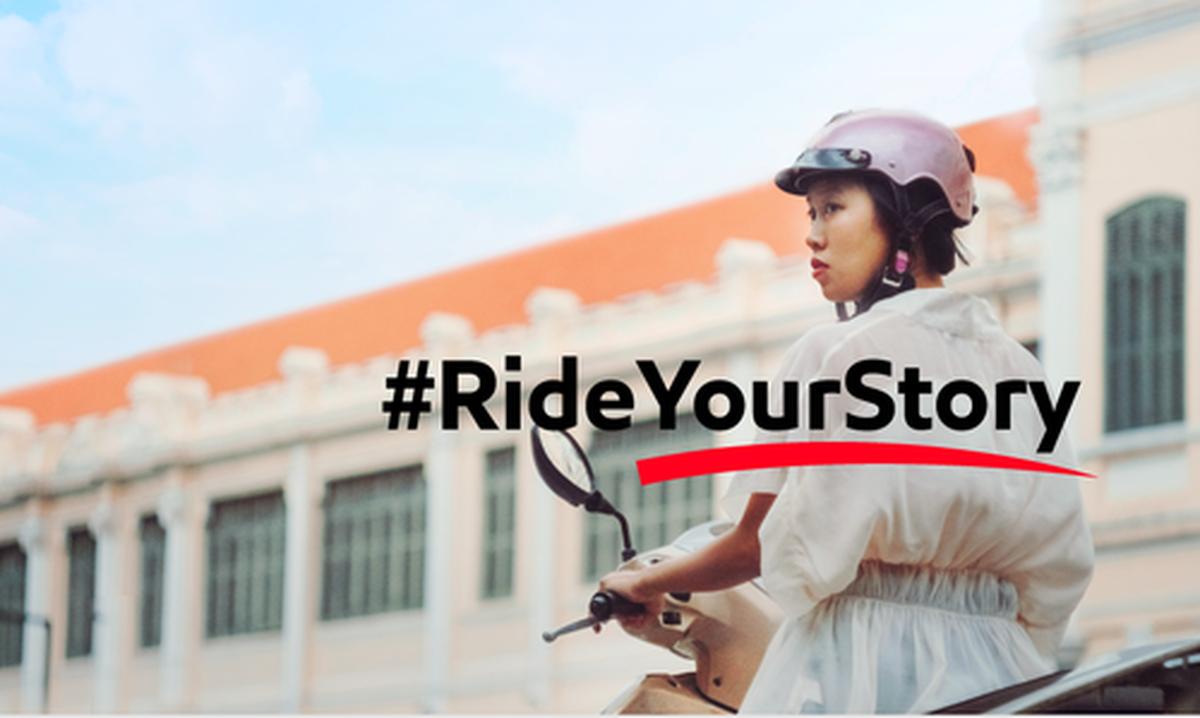 Cuộc thi ảnh Ride Your Story cùng ExxonMobil   VnEconomy