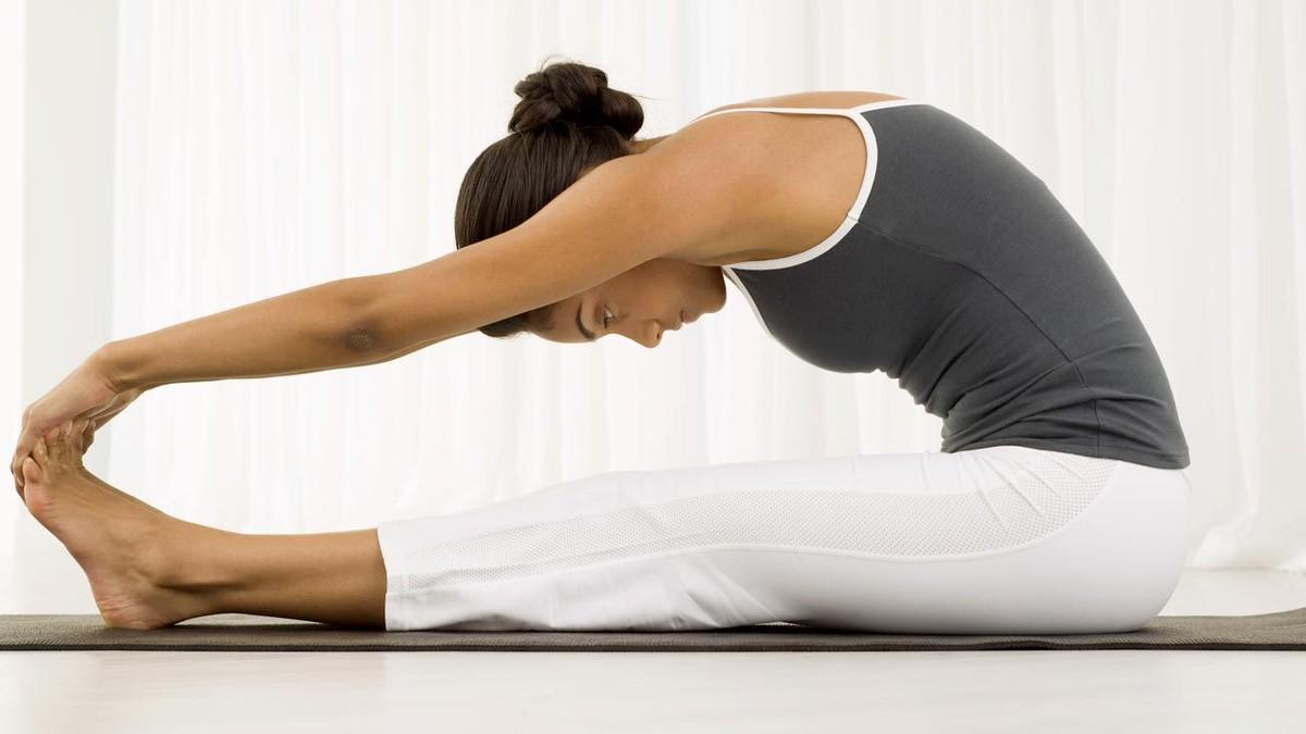 """Cẩn trọng khi tập """"yoga nóng"""""""
