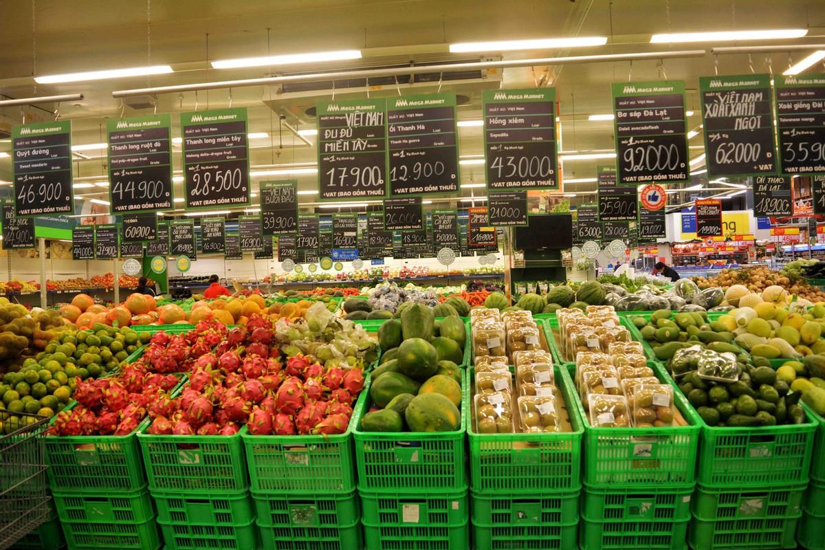 Nông sản Việt tiến vào thị trường Singapore