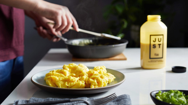 Sẽ có trứng nhân tạo từ protein thực vật? - Ảnh 2.