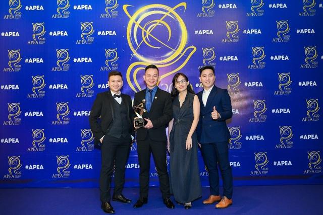 Oriflame Việt Nam nhận giải thưởng Thương hiệu Truyền cảm hứng APEA 2020 - Ảnh 1.