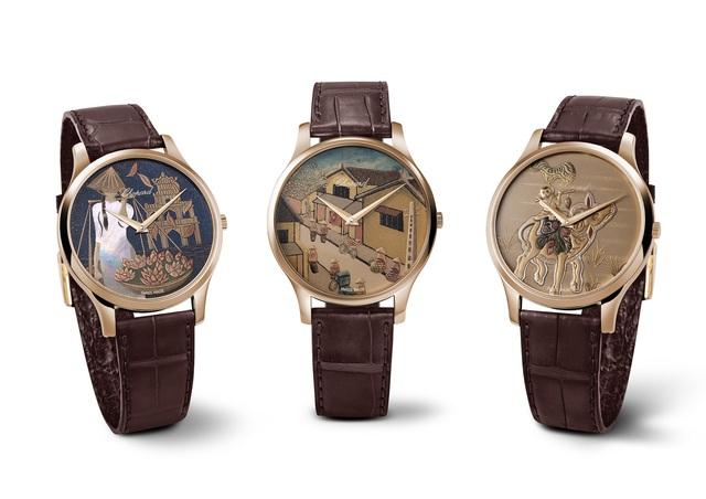Chopard ra mắt đồng hồ phiên bản giới hạn dành riêng cho Việt Nam - Ảnh 1.
