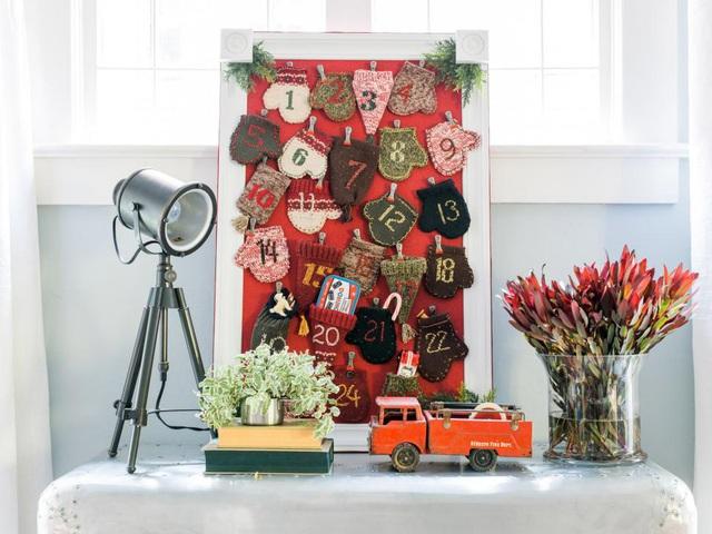 28 ý tưởng trang trí mùa Giáng sinh cho không gian nhỏ - Ảnh 17.