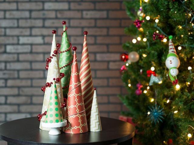 28 ý tưởng trang trí mùa Giáng sinh cho không gian nhỏ - Ảnh 21.
