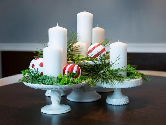 28 ý tưởng trang trí mùa Giáng sinh cho không gian nhỏ - Ảnh 28.
