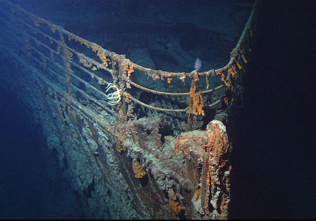 Phải chi gần 3 tỷ đồng để có thể thám hiểm xác tàu Titanic - Ảnh 3.