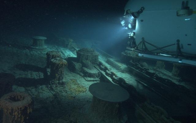 Phải chi gần 3 tỷ đồng để có thể thám hiểm xác tàu Titanic - Ảnh 4.