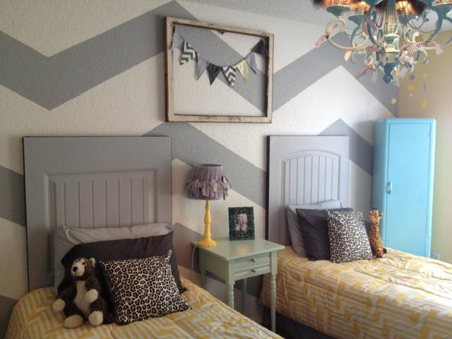 Tự décor một phòng ngủ độc đáo - Ảnh 3.