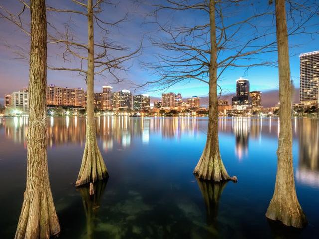 Những hồ nước đẹp mê hồn tại mỗi tiểu bang Hoa Kỳ - Ảnh 9.