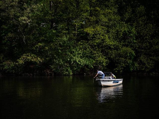 Những hồ nước đẹp mê hồn tại mỗi tiểu bang Hoa Kỳ - Ảnh 30.