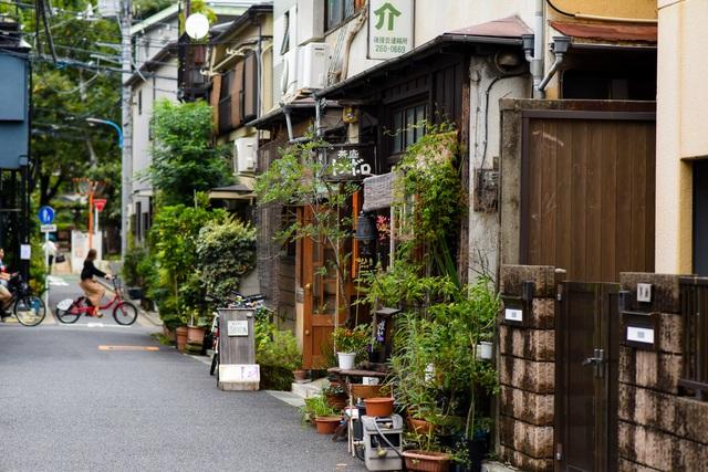 Có một quận Kagurazaka cổ kính của Tokyo - Ảnh 1.