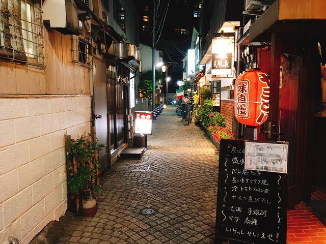 Có một quận Kagurazaka cổ kính của Tokyo - Ảnh 2.