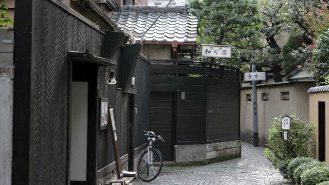 Có một quận Kagurazaka cổ kính của Tokyo - Ảnh 3.