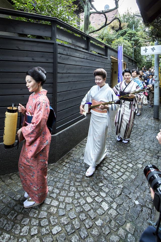 Có một quận Kagurazaka cổ kính của Tokyo - Ảnh 5.