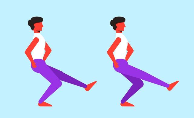 6 động tác giảm cân tại nhà mà ai cũng có thể tập - Ảnh 2.