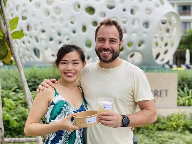 Hội chợ từ thiện gây quỹ ủng hộ miền Trung tại The Secret Côn Đảo - Ảnh 3.