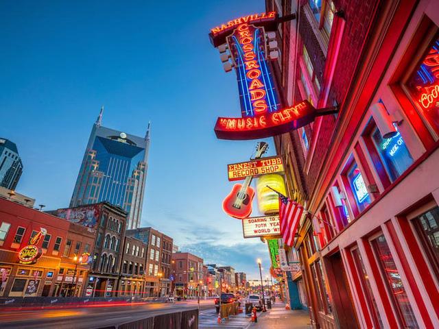 16 địa danh tuyệt vời cho mùa lễ hội cuối năm ở Mỹ - Ảnh 6.