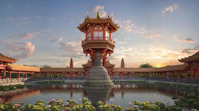 Bước vào di sản kiến trúc cách đây 800 năm nhờ công nghệ thực tế ảo - Ảnh 4.