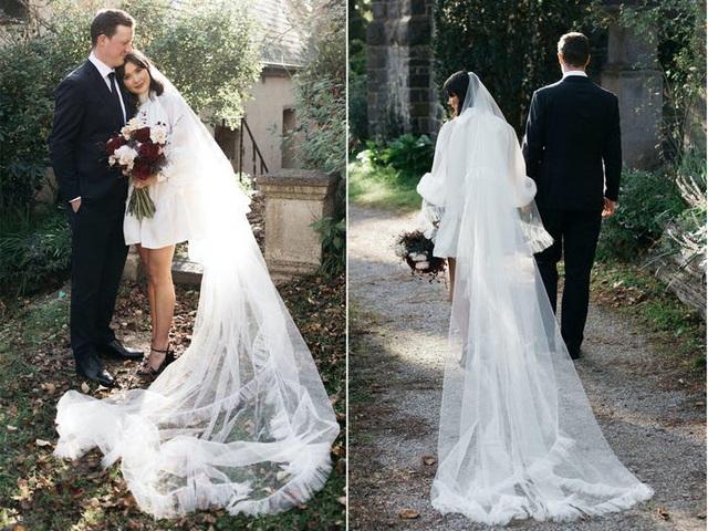 Hành trình chọn váy cưới của một cô dâu người Úc - Ảnh 10.