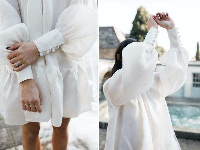 Hành trình chọn váy cưới của một cô dâu người Úc - Ảnh 12.