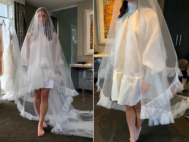 Hành trình chọn váy cưới của một cô dâu người Úc - Ảnh 7.