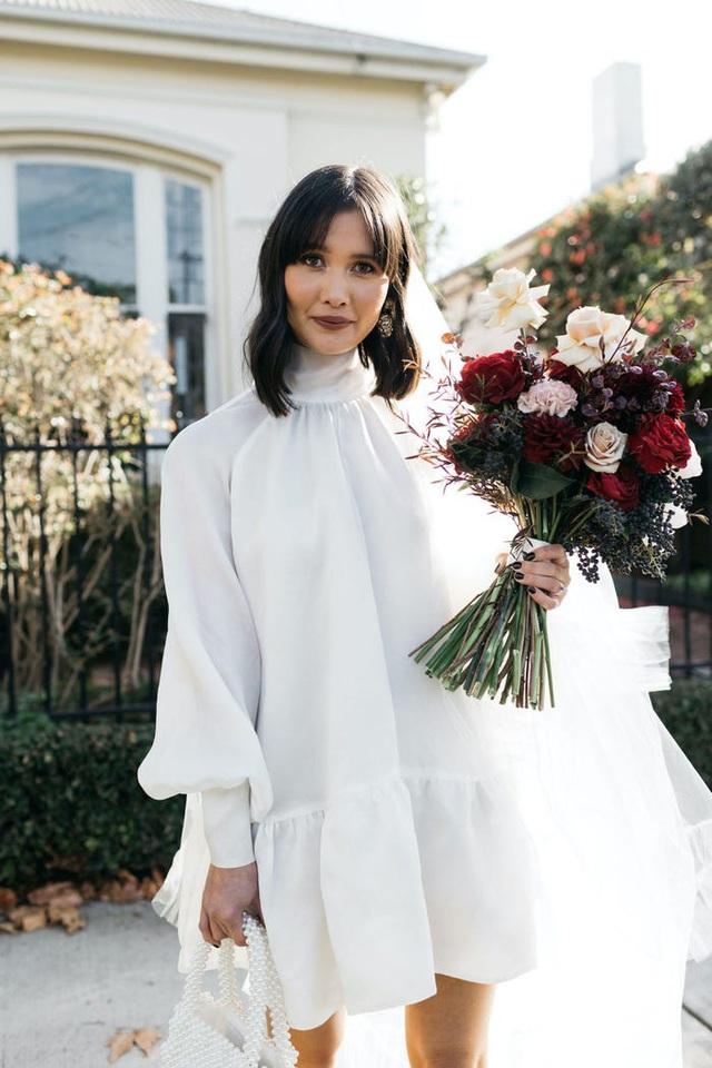 Hành trình chọn váy cưới của một cô dâu người Úc - Ảnh 8.