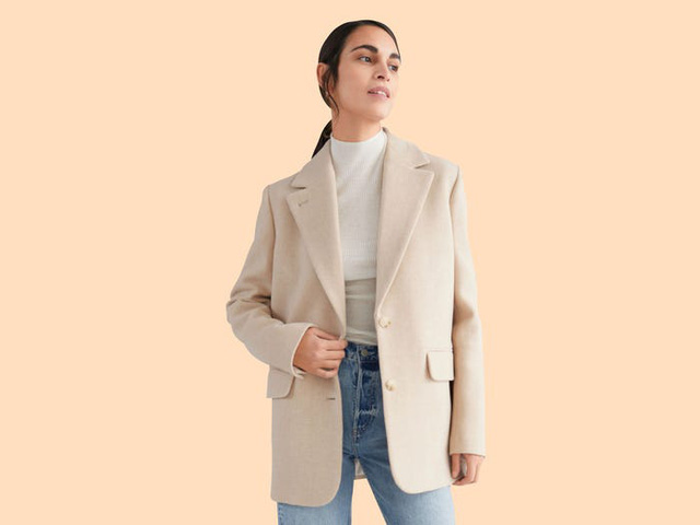 17 mẫu áo blazer được yêu thích trong năm nay - Ảnh 14.