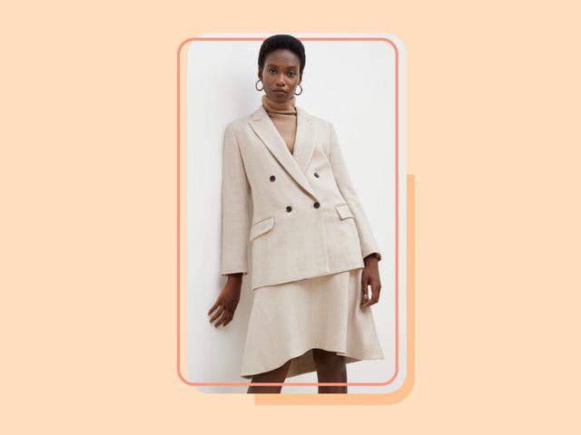17 mẫu áo blazer được yêu thích trong năm nay - Ảnh 6.