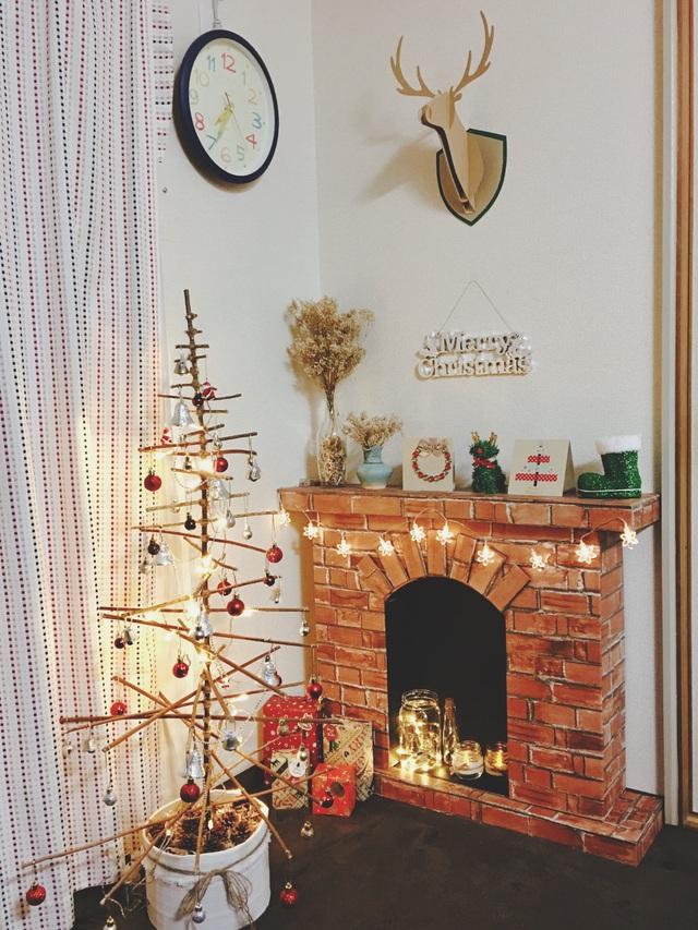 Cô gái trẻ chia sẻ cách trang trí Giáng sinh bằng đồ tái chế - Ảnh 5.