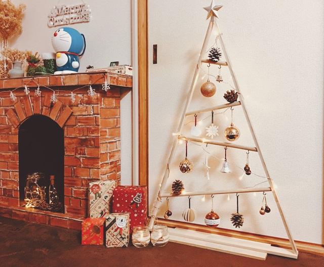 Cô gái trẻ chia sẻ cách trang trí Giáng sinh bằng đồ tái chế - Ảnh 9.