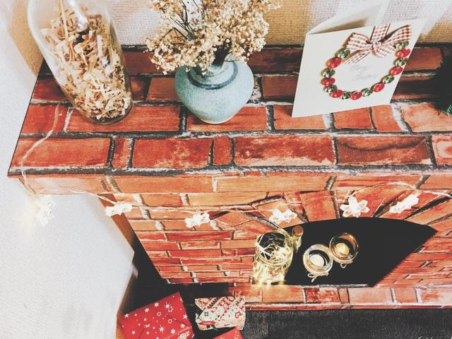 Cô gái trẻ chia sẻ cách trang trí Giáng sinh bằng đồ tái chế - Ảnh 7.