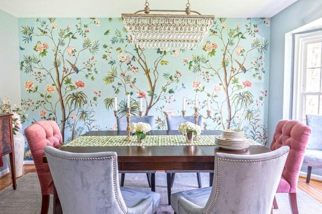 30 ý tưởng trang trí phòng ăn đẹp mắt - Ảnh 5.