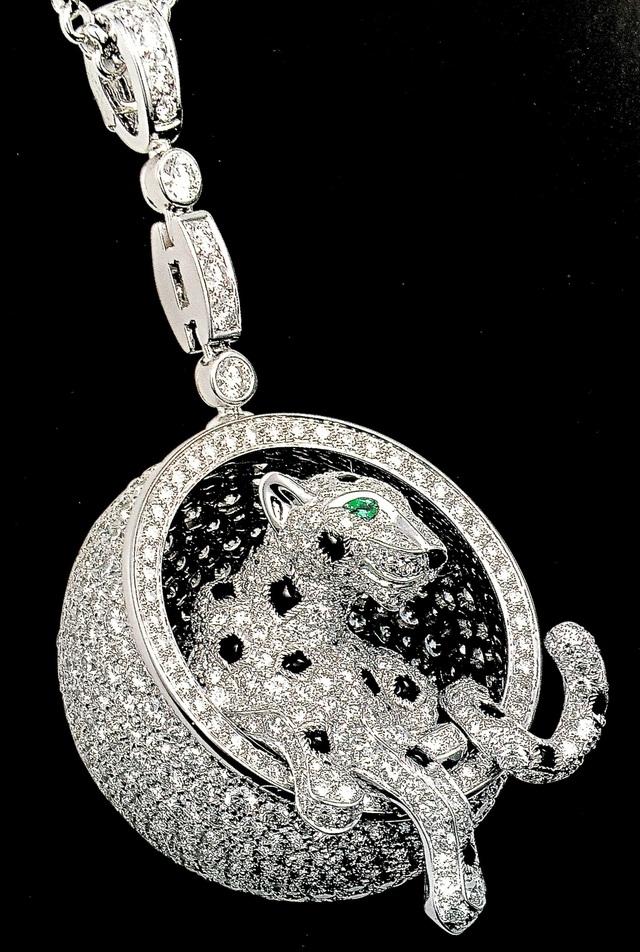 Panthère de Cartier – chú báo kiêu kỳ của thời trang xa xỉ - Ảnh 2.