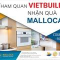 Trải nghiệm không gian thiết bị bếp Malloca ấn tượng tại Vietbuild Hà Nội 2017