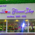 Hoa tươi nghệ thuật ở Love Flowers Shop