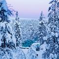 Lapland: nơi lý tưởng nhất để đón Giáng sinh tuyết trắng