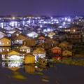 Thăm làng bè Châu Đốc mùa nước nổi