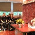 Bếp trưởng 2 sao Michelin Alain Dutournier giao lưu cùng học viên trường dạy nghề KOTO