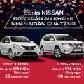 TCIE Việt Nam và Nissan Việt Nam tặng thêm ưu đãi cho khách hàng nhân dịp cuối năm