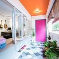 7 ý tưởng nội thất cho người thích màu cam
