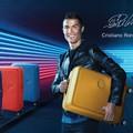 Cristiano Ronaldo trở thành đại sứ thương hiệu American Tourister